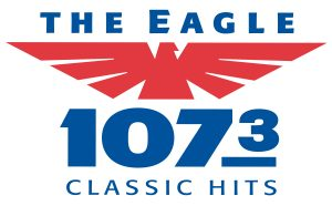 107-3-the-eagle-logo